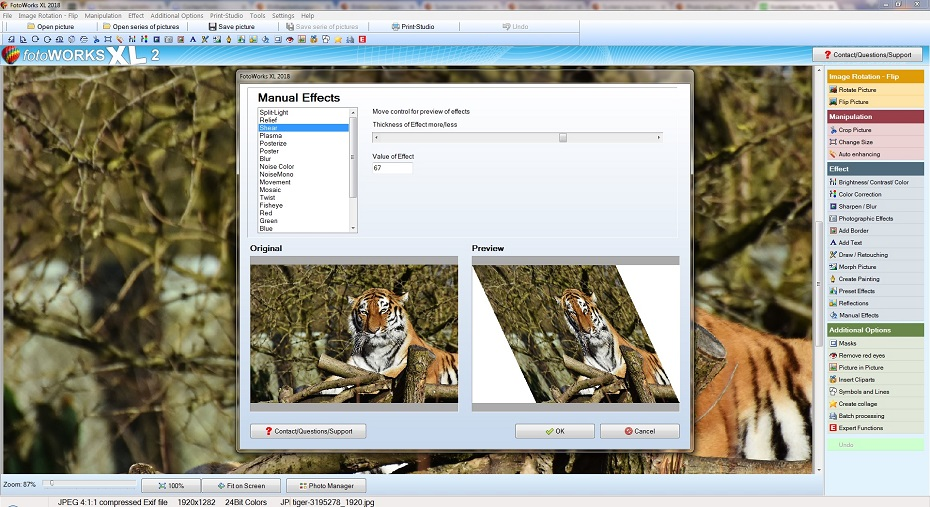 Photo Editing Software Download